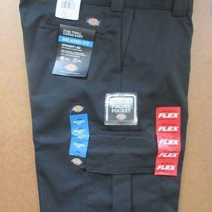 Dickies Flex Twill Cargo Pant 34 x 32 NEW !!!!